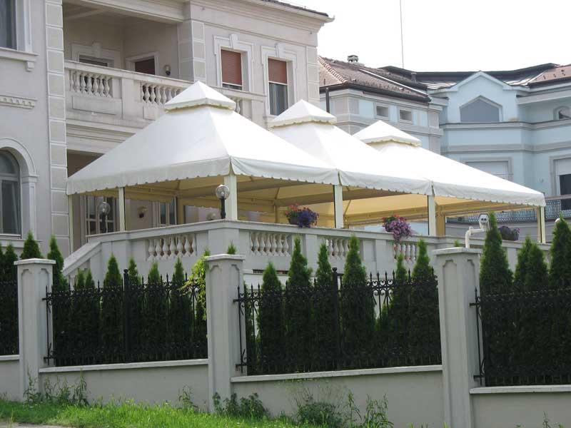 Dvorisna tenda za kuce