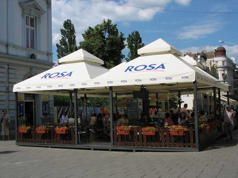 Letnja basta u Beogradu