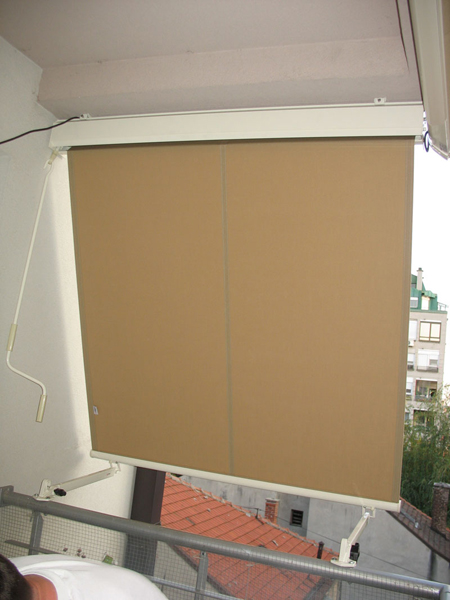 Tende po meri za terase lodje balkone