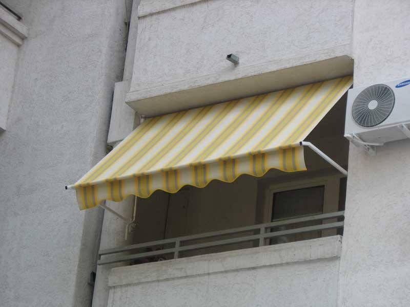 Kosa tenda za terase lodje izloge