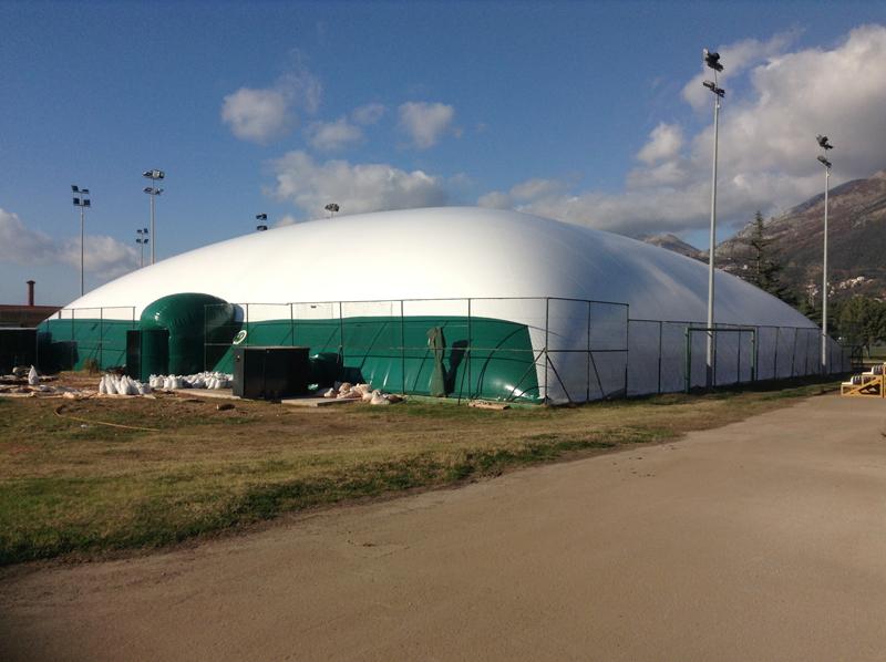 Sportska balon hala u izradi